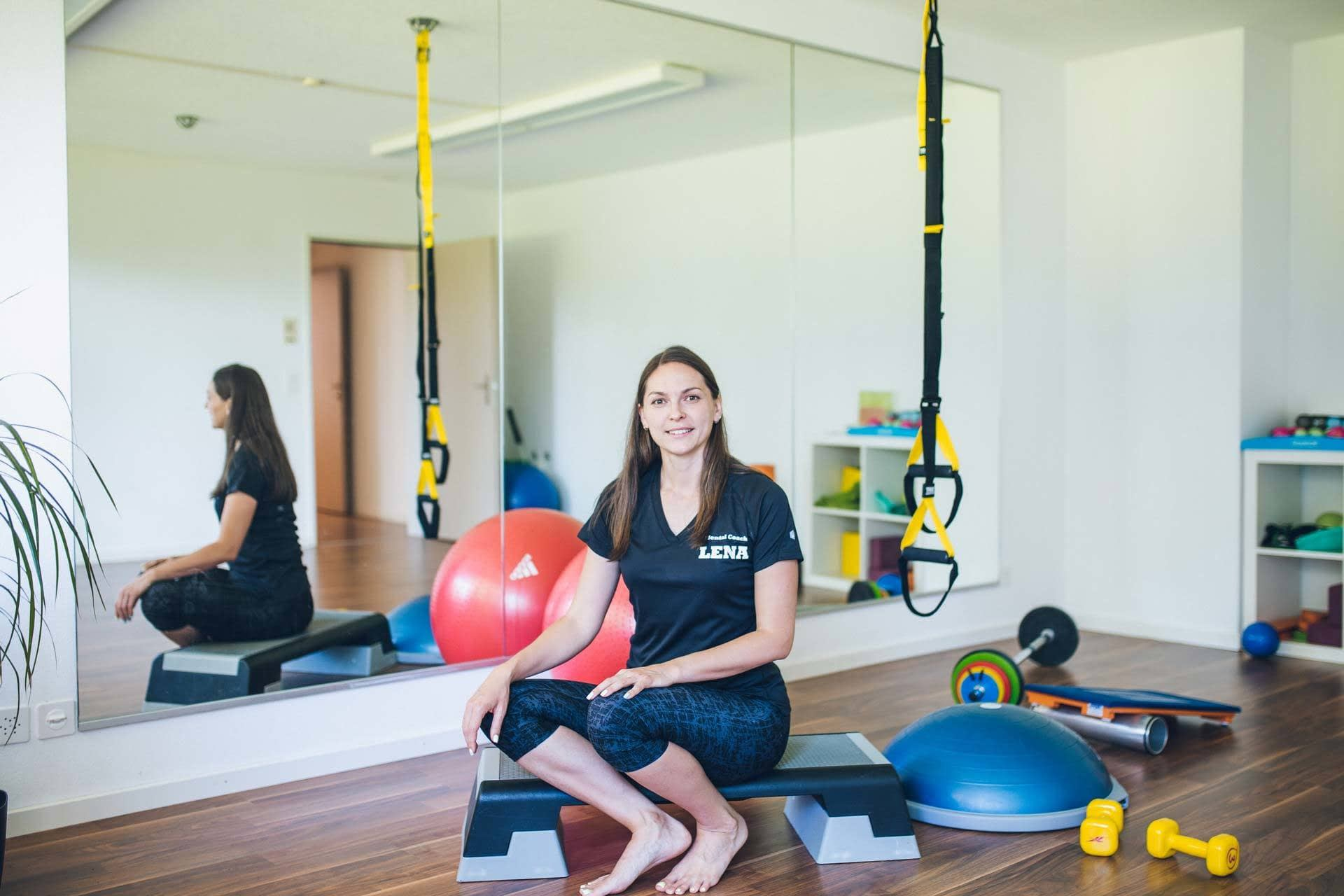 Sport Mental Coach Lena Weinberger, Therapiezenter Alex, Zürich, Wollishofen