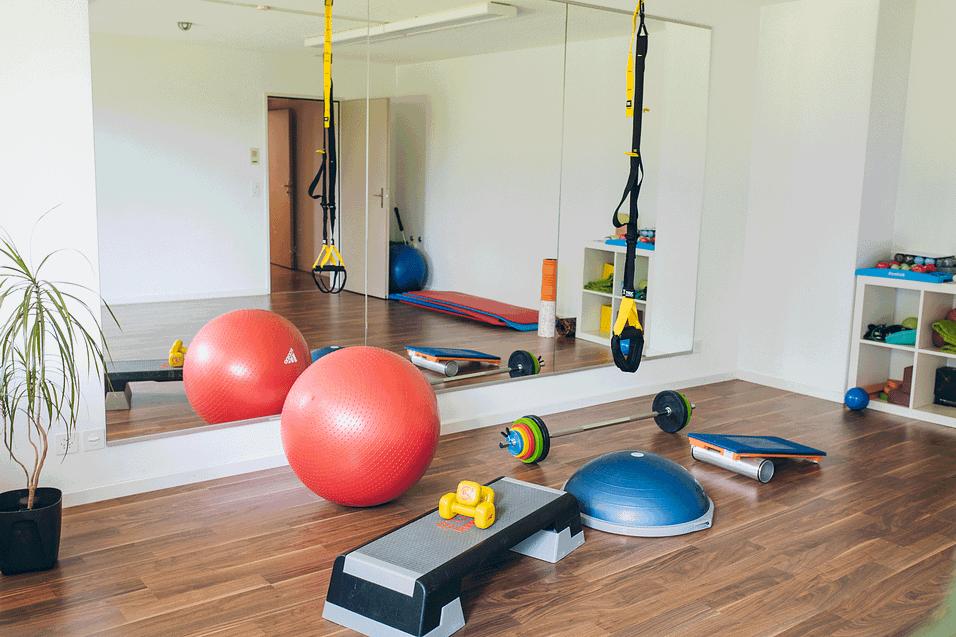 Raum im Therapiezenter Alex, Zürich Wollishofen