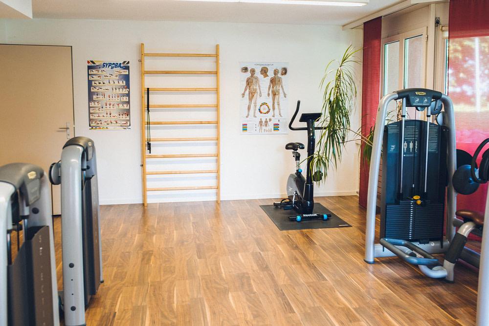MTT Raum Physiotherapie Zürich und Wollishofen - Therapiezenter Alex
